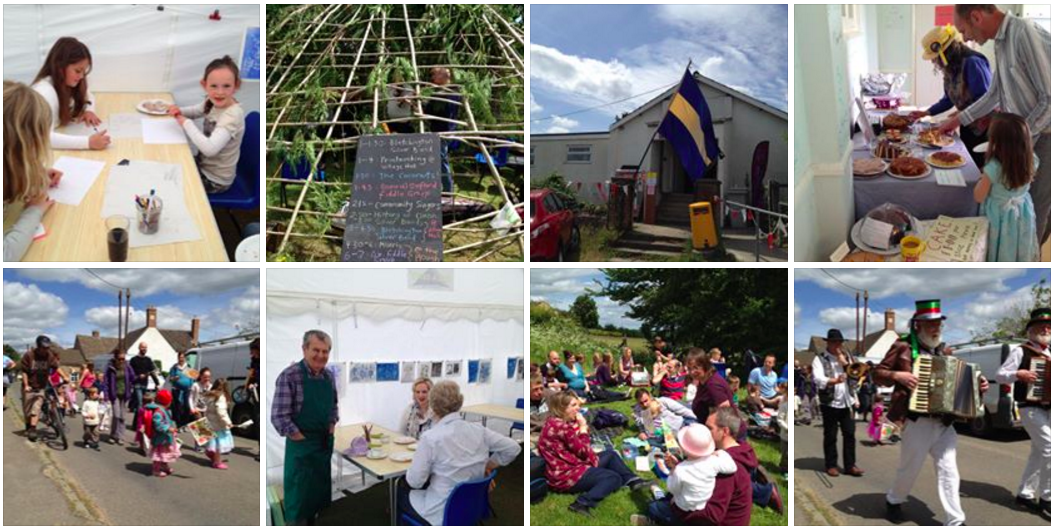 Images from Finstock Village Music 2015