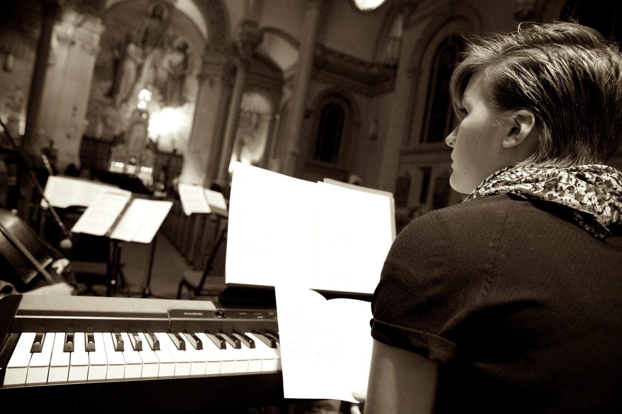 Teah - keys, soprano, soloist
