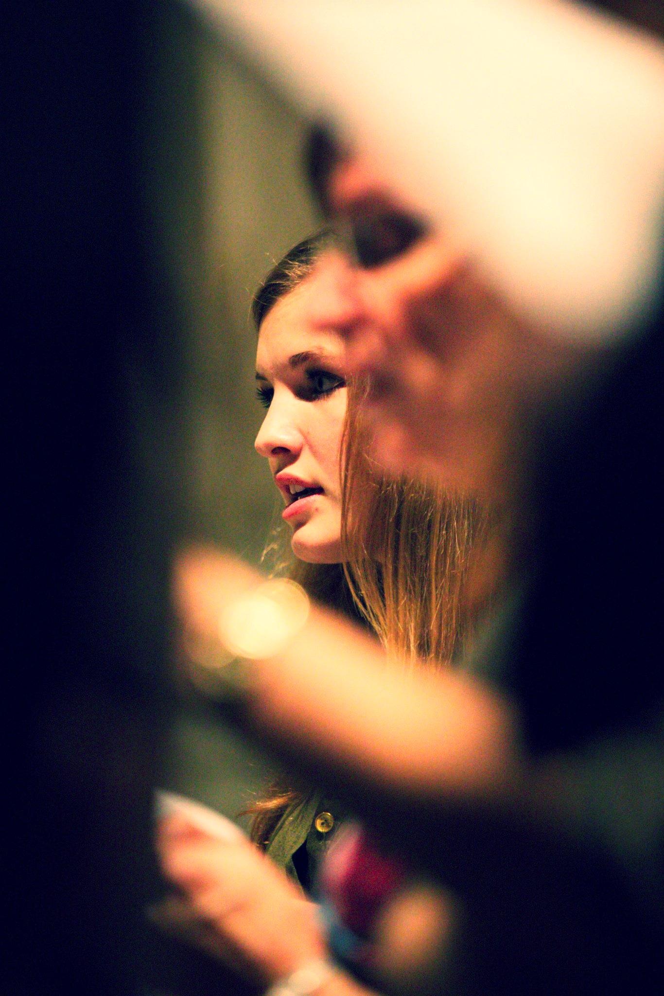 Christine - soprano and soloist