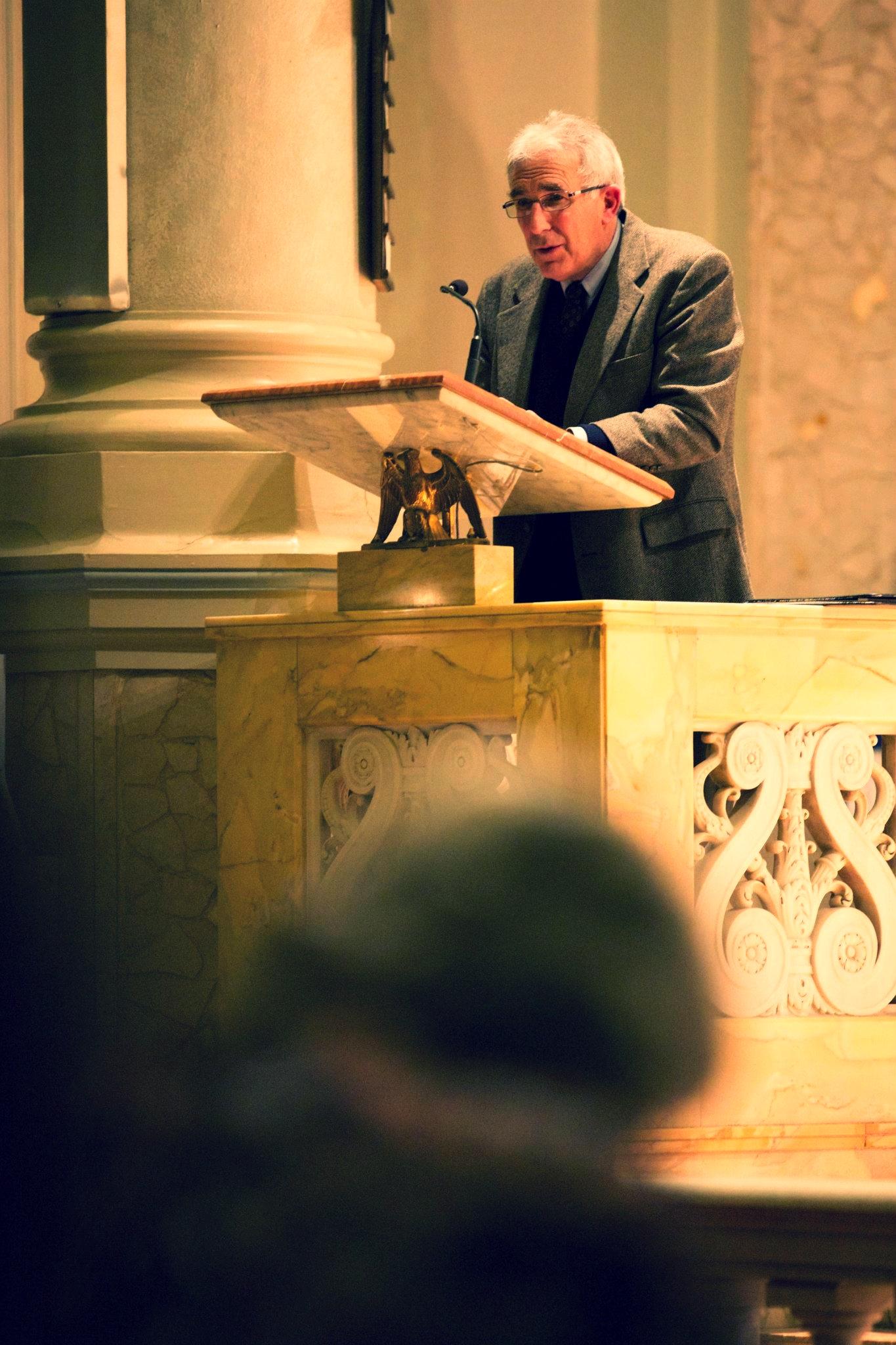 Lectio Divina, Dec. 2013 - Dr. Regis Martin