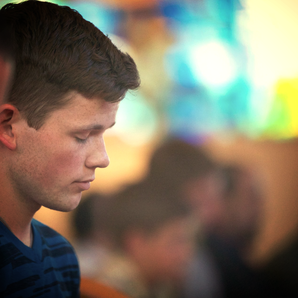 Prayer and Feelings... Or Not  David Downs