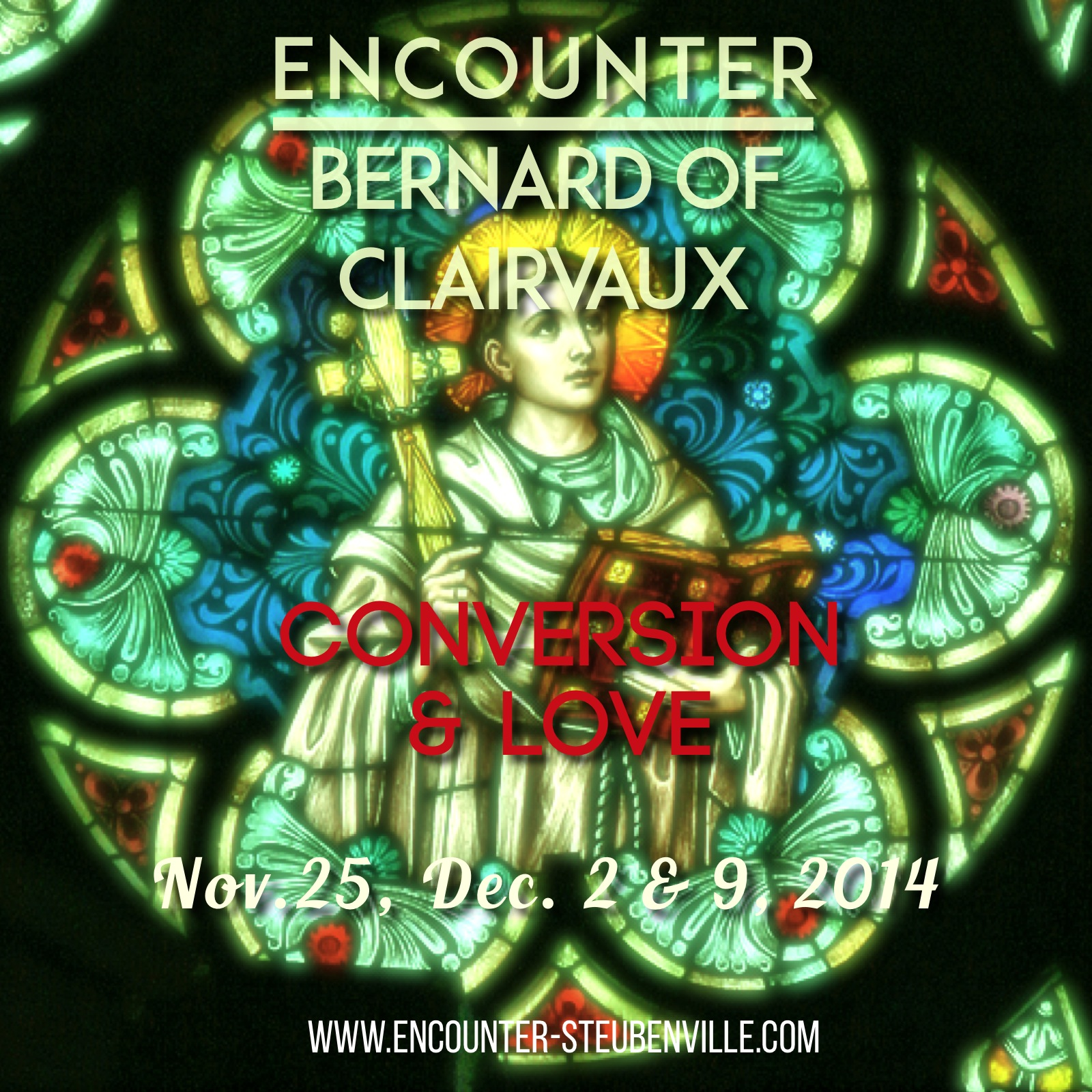 St. Bernard of Clairvaux.  On    Conversion. On Love. The Twelve Degrees of Humility and of Pride.  Excerpts from the  Sermons on the Song of Songs.  Bernard of Clairvaux: Selected Works  Three weeks. Cost: $15.