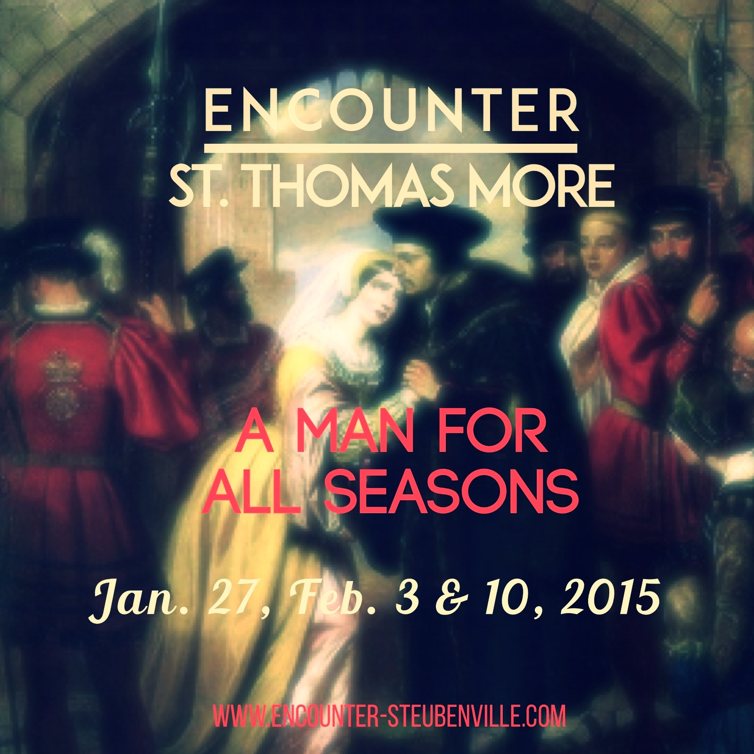 Book:  St. Thomas More Resource Book   Suggested donation: $15