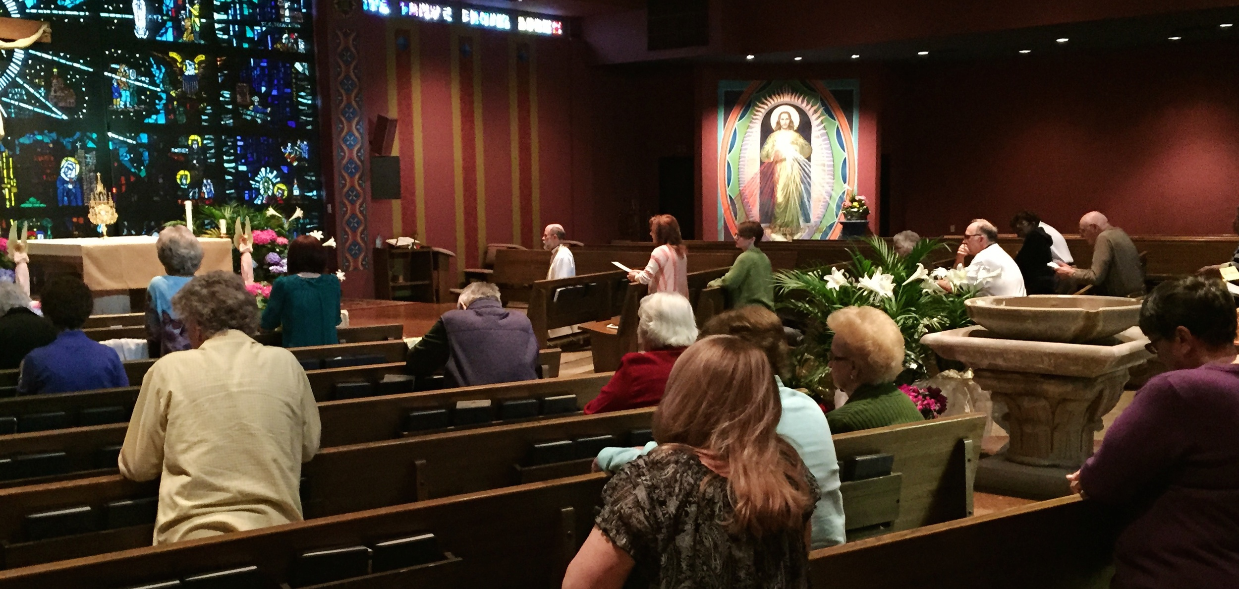 Sacred Heart of Mary Parish in Weirton, WV