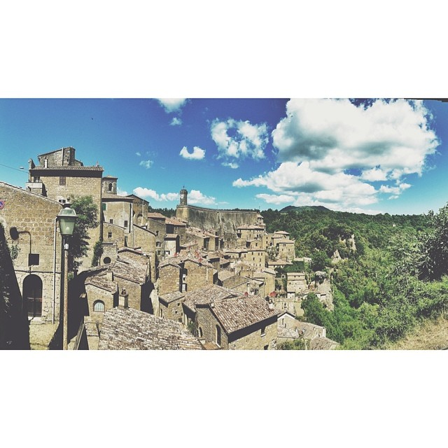 #Ancient #architecture #town