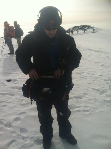 Mt. Kilimajaro Summit