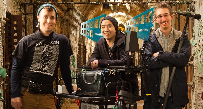 Death House Sound Team - 2016