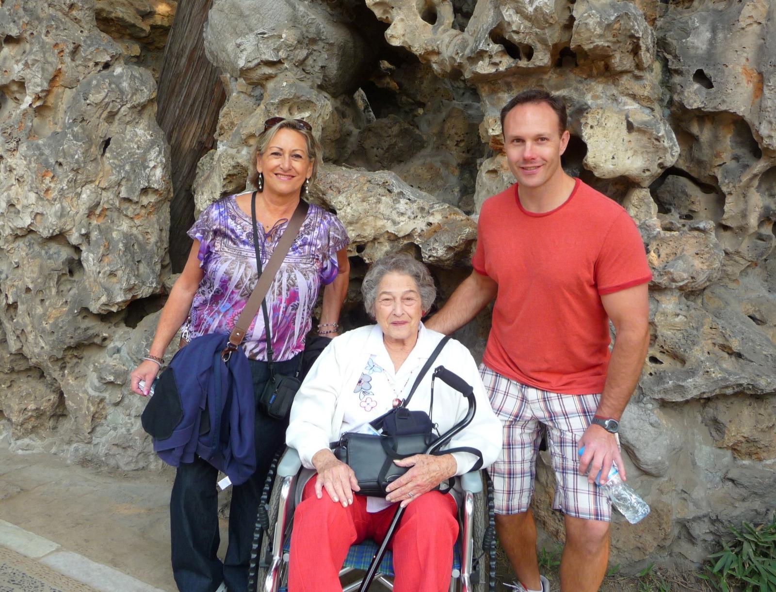 Mom & Grandma - China