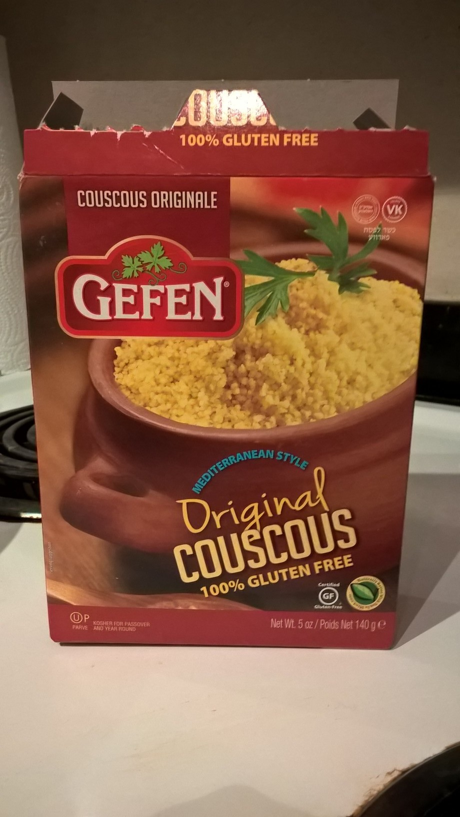 GefenCouscous