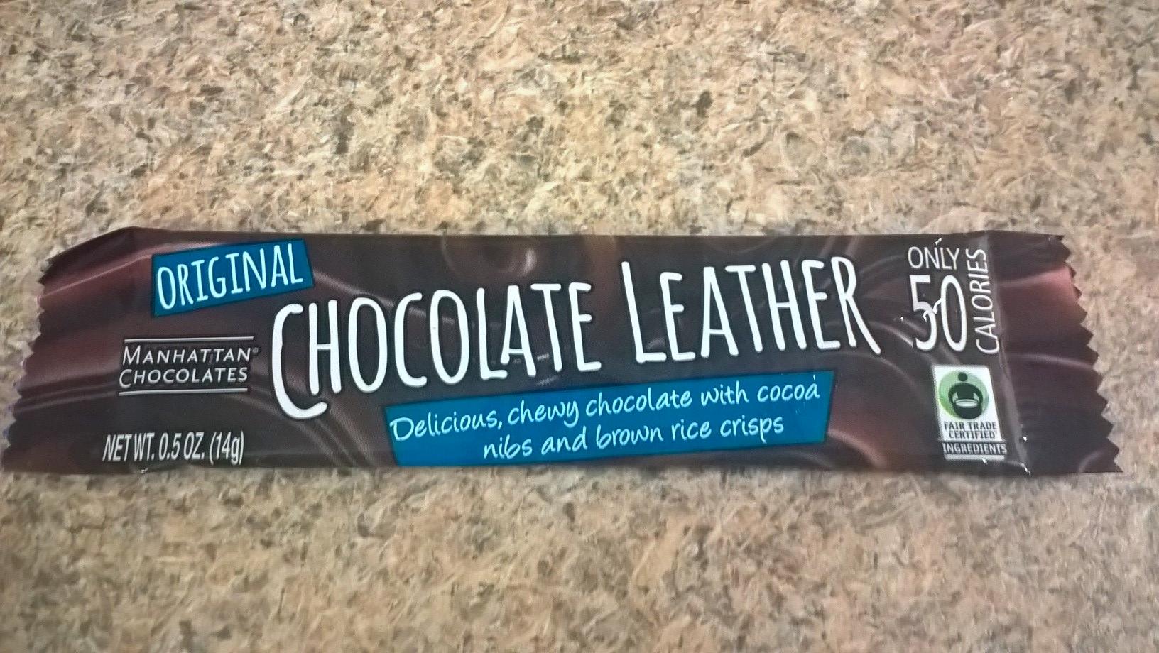 ChocolateLeather
