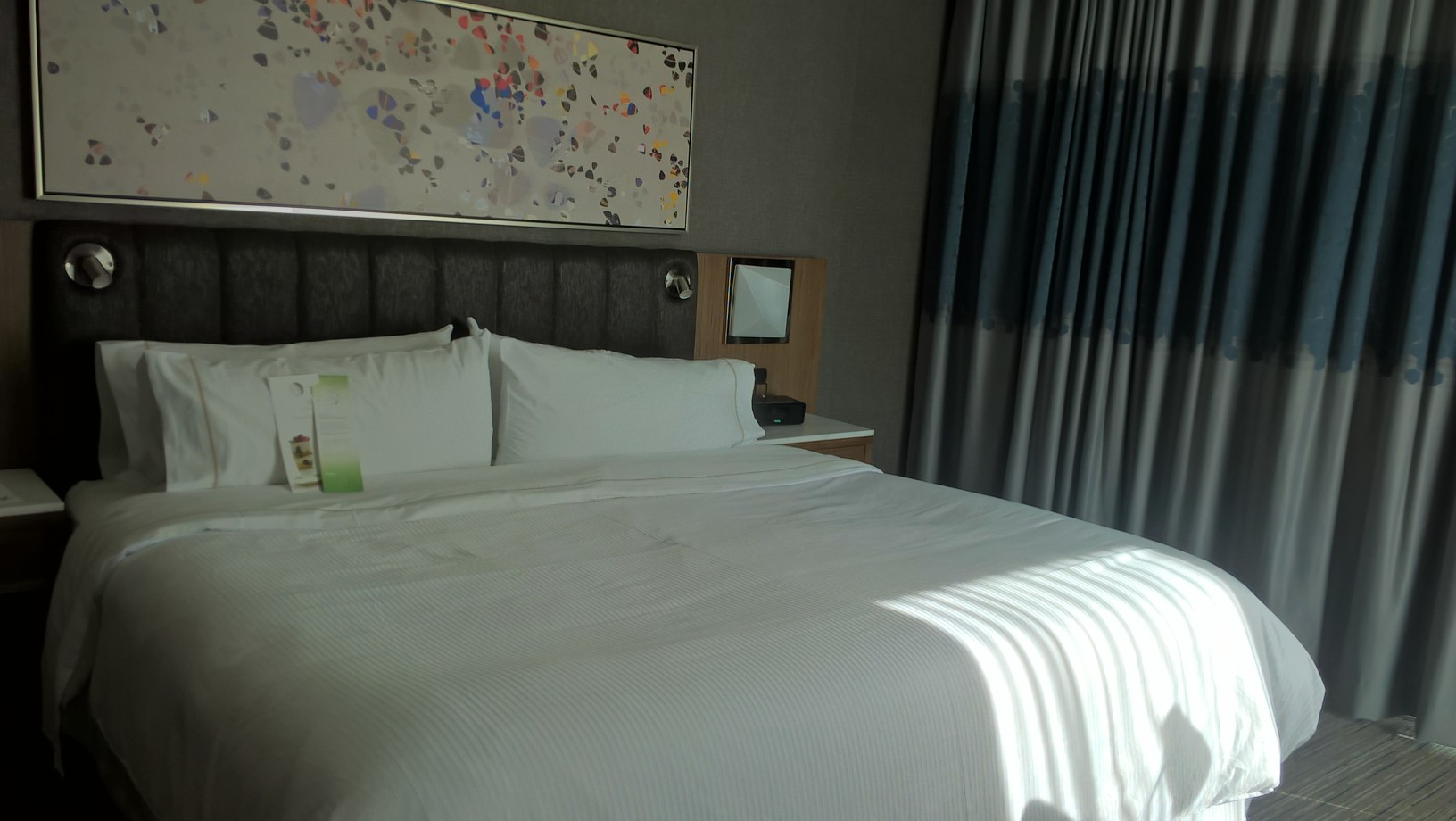 """The """"Heavenly Bed"""", a signature staple of Westin properties"""