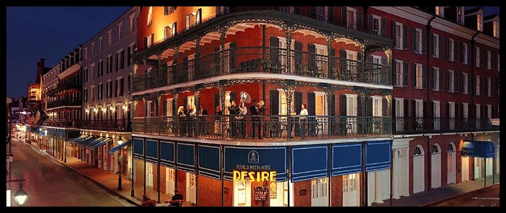 The Royal Sonesta New Orleans
