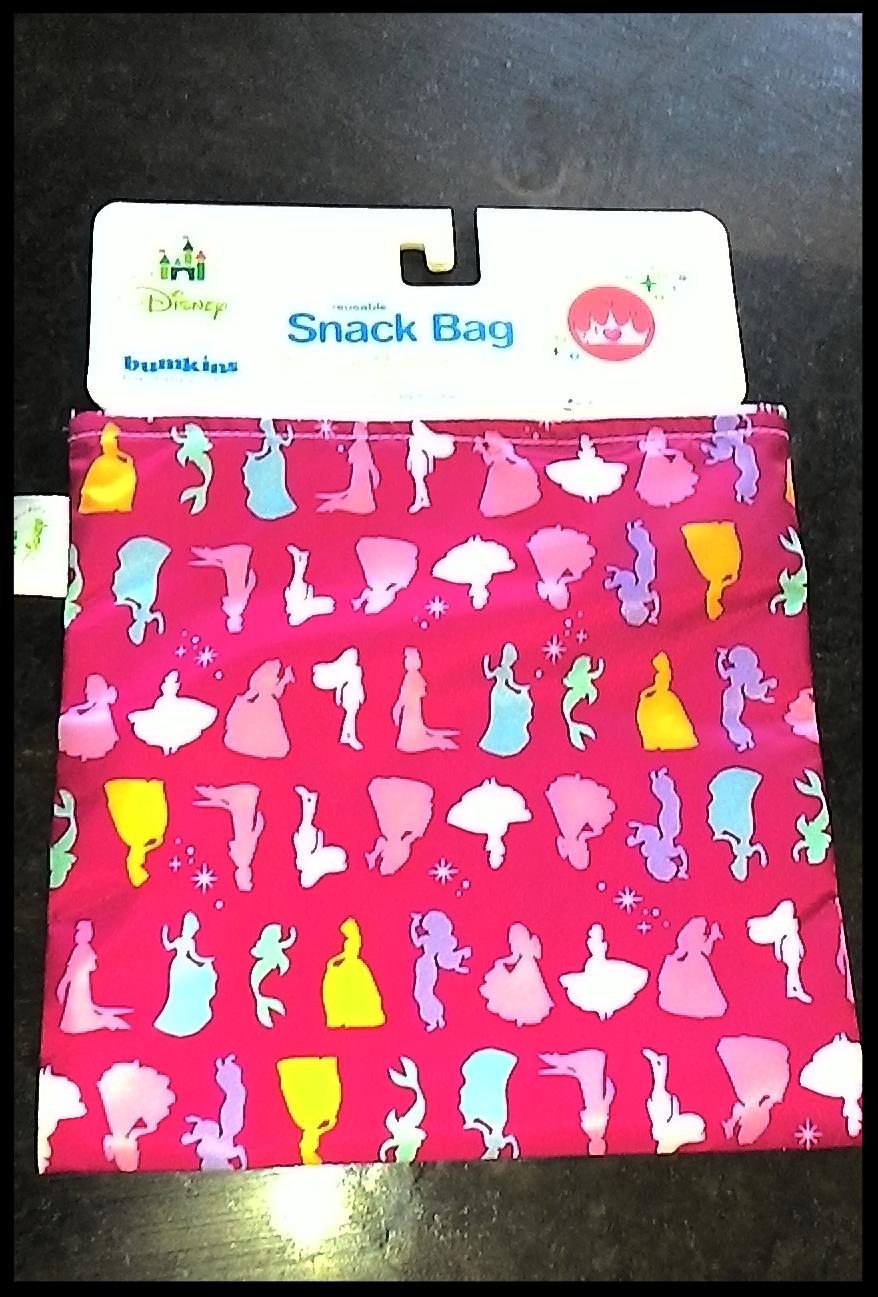 I use Disney Princess snack bags, therefore I am a Disney Princess.