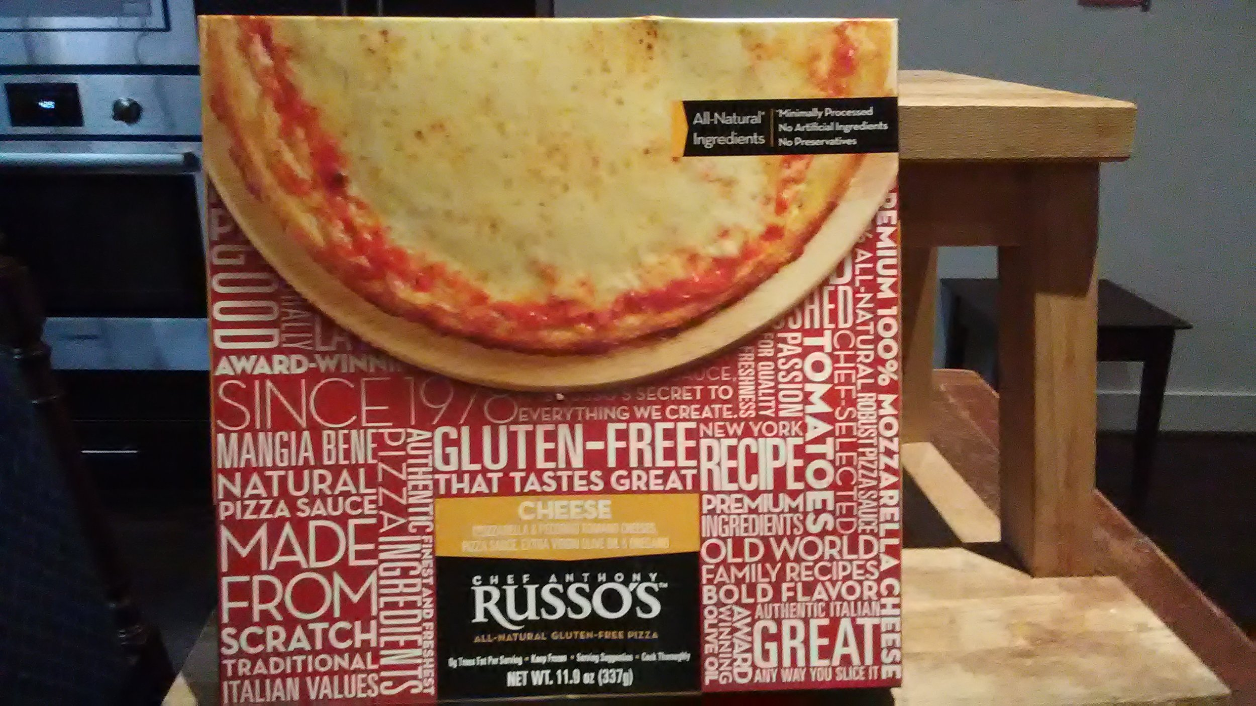 Anthony Russo's Pies Can Now Be Found in the Frozen Section of Your Local Grocery Store