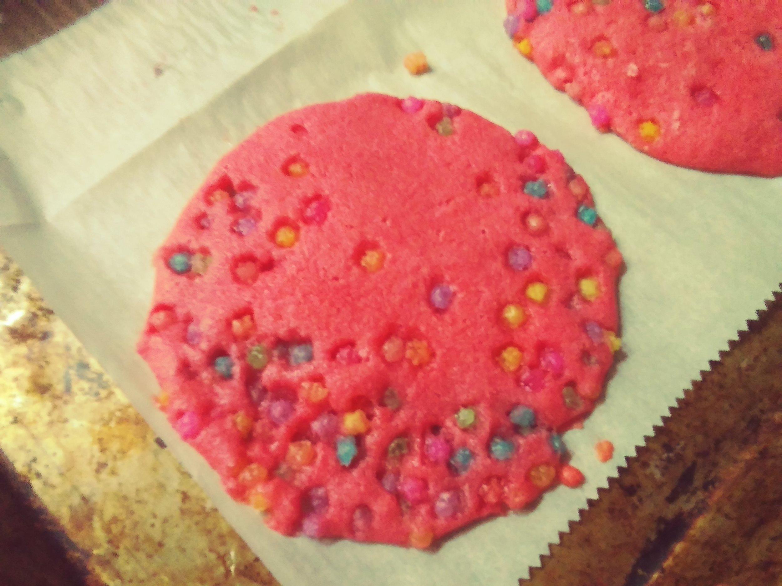PinkChampagneCookies