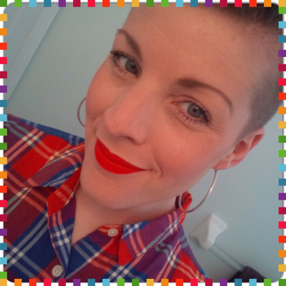 Lady Danger by MAC Cosmetics is where it's at!