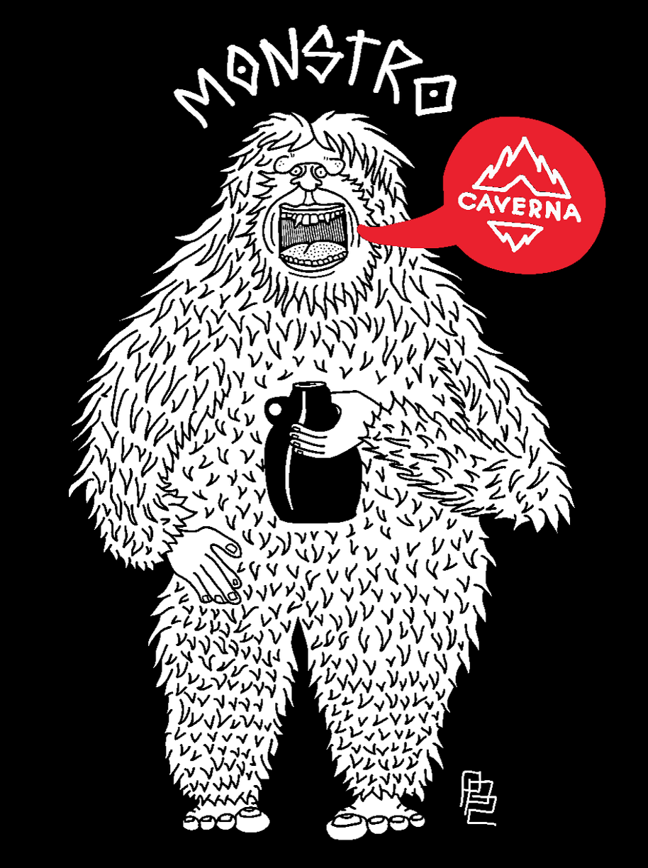 Copy of Growler ilustration
