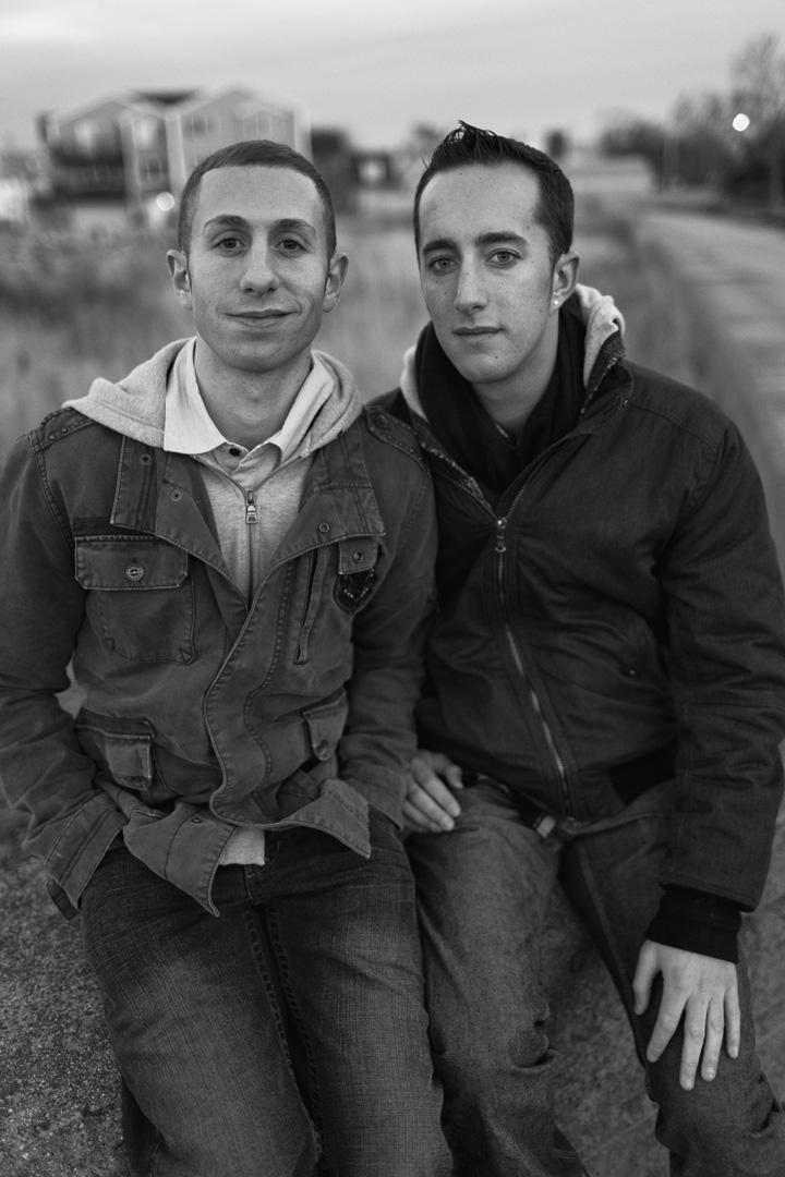 danny & mike | revere beach, 2013