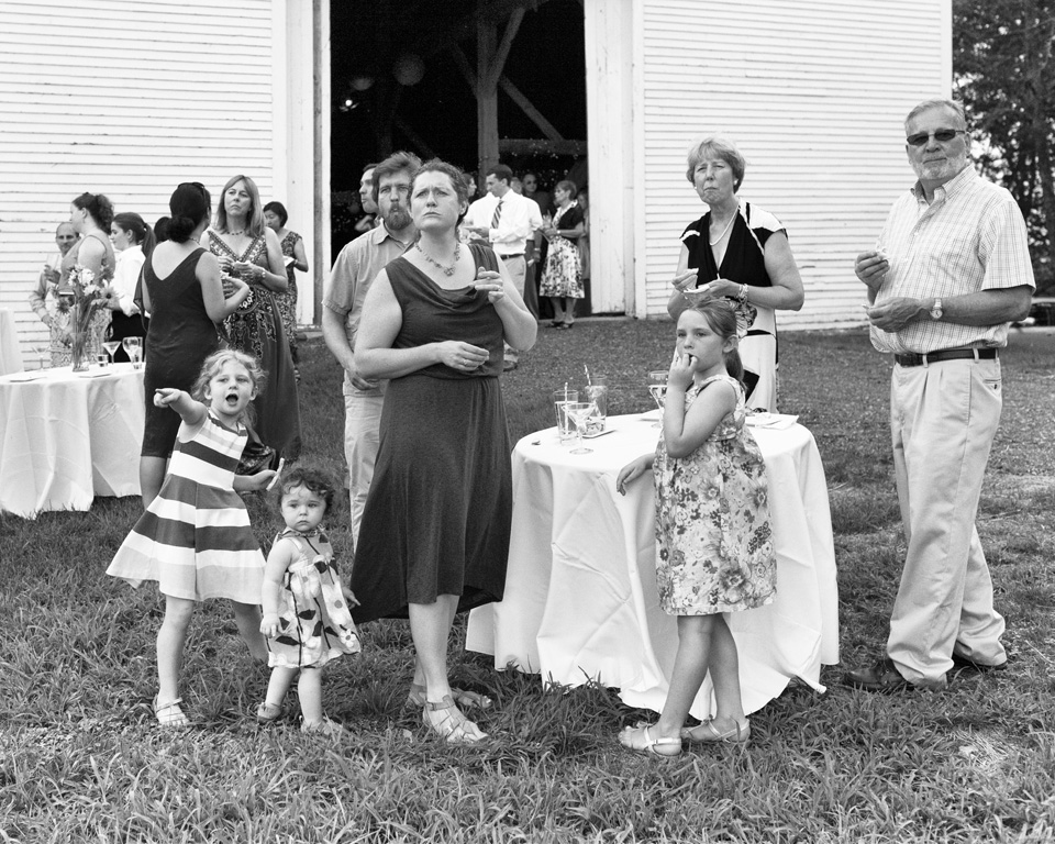 wedding at wolfe's neck farm | freeport maine, 2013