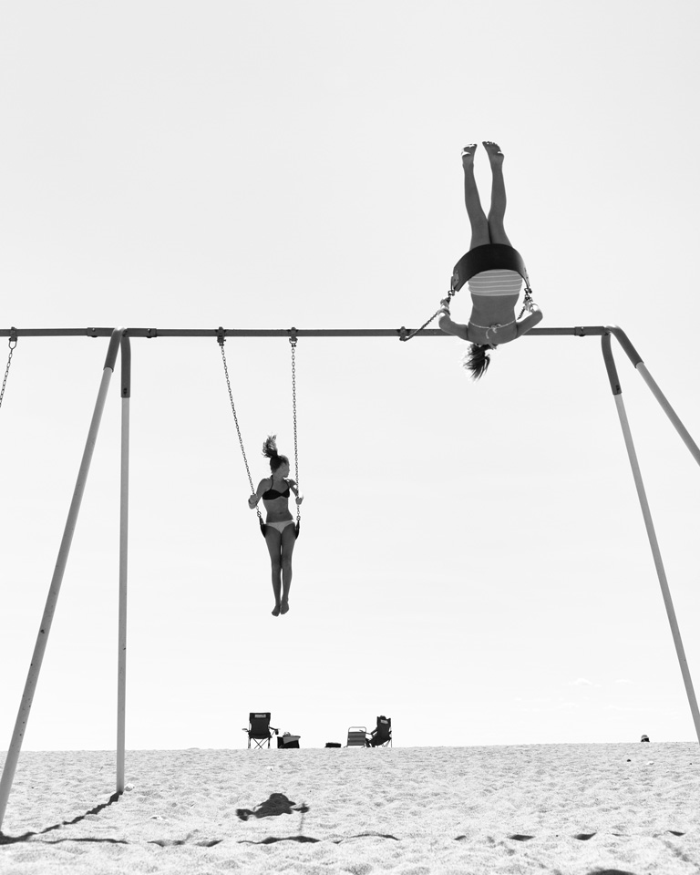 em & isa | devereux beach, 2013