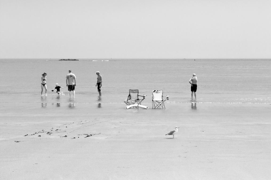 Last Day of Summer, York Beach