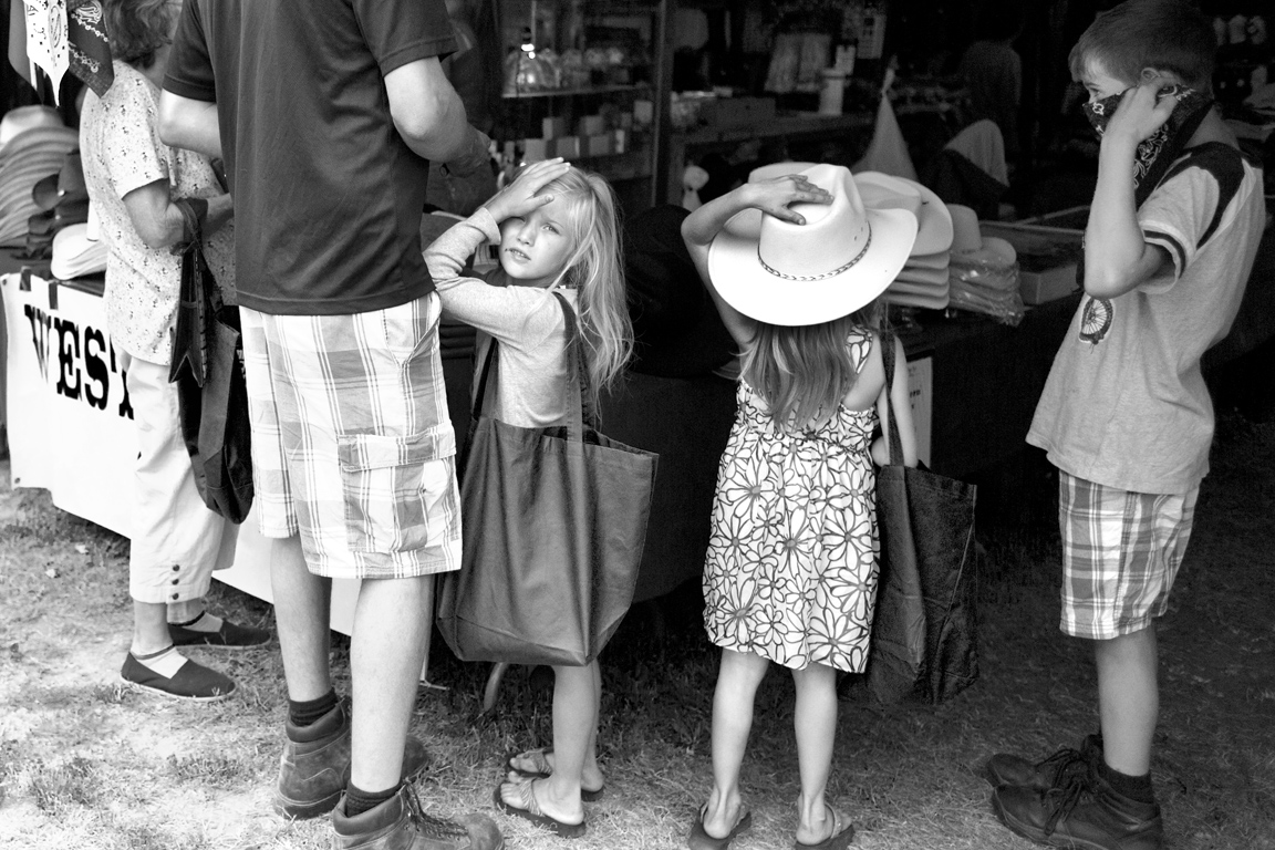 Hats & Bandanas - New York