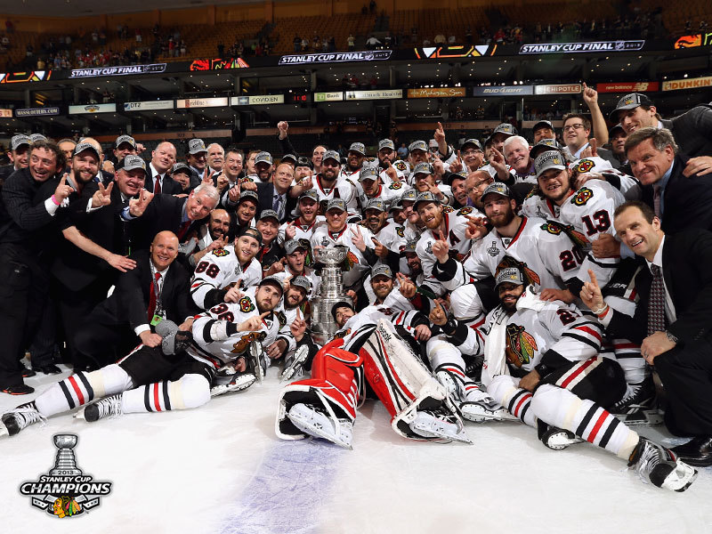 Image from Chicago Blackhawks