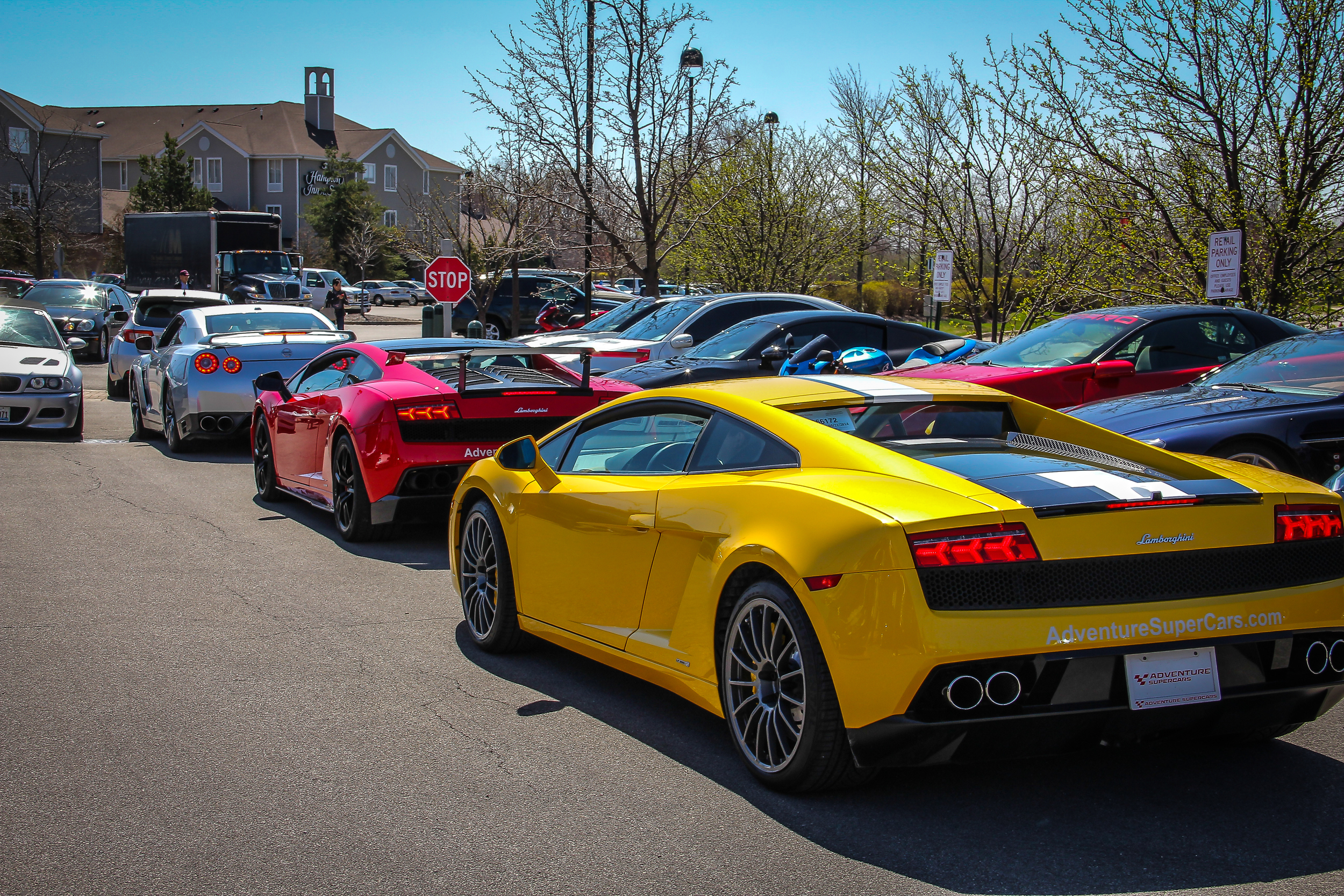 Click on image to visit photo gallery from April 26th meet.