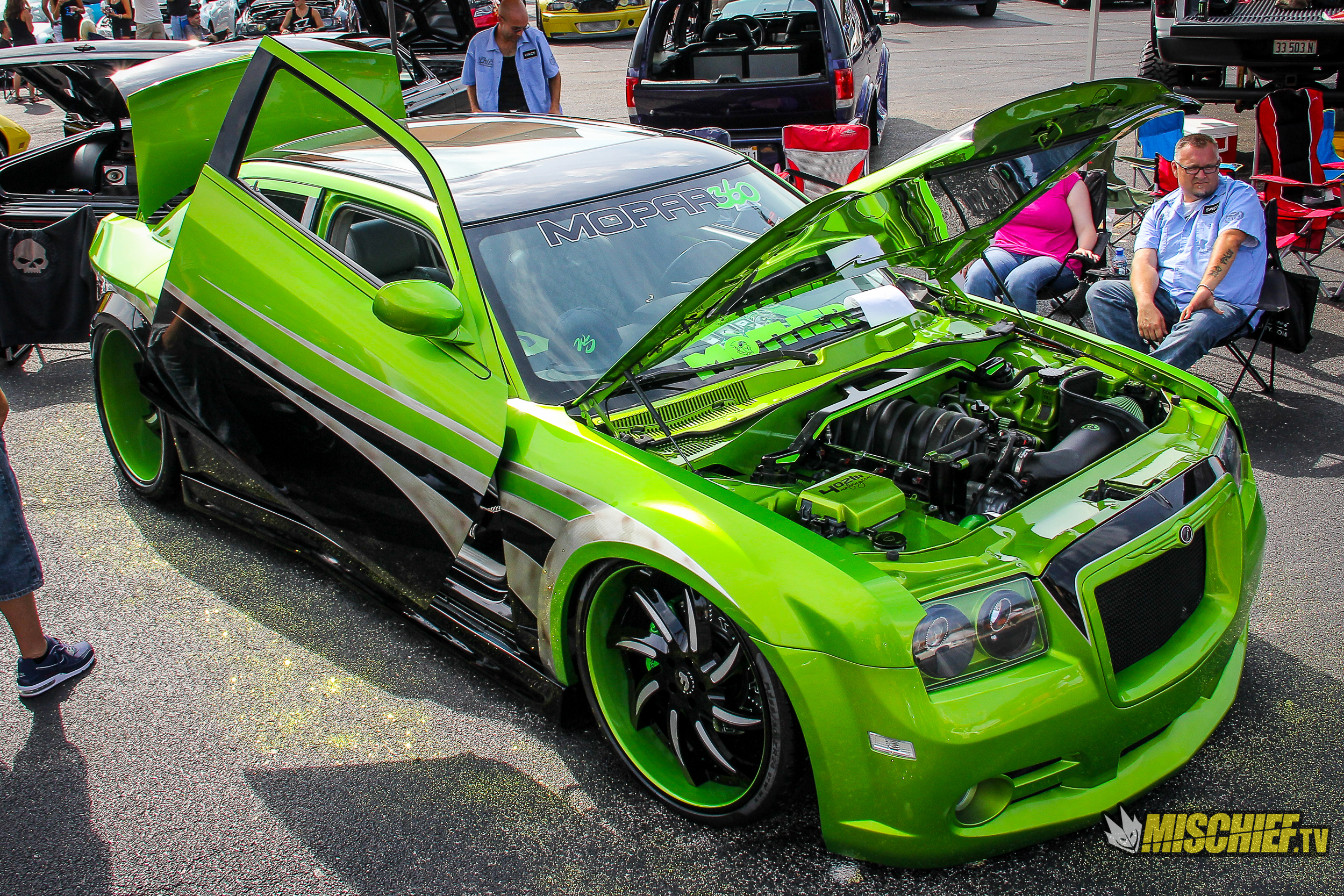 2014 Another Level Car Show Best Of Show