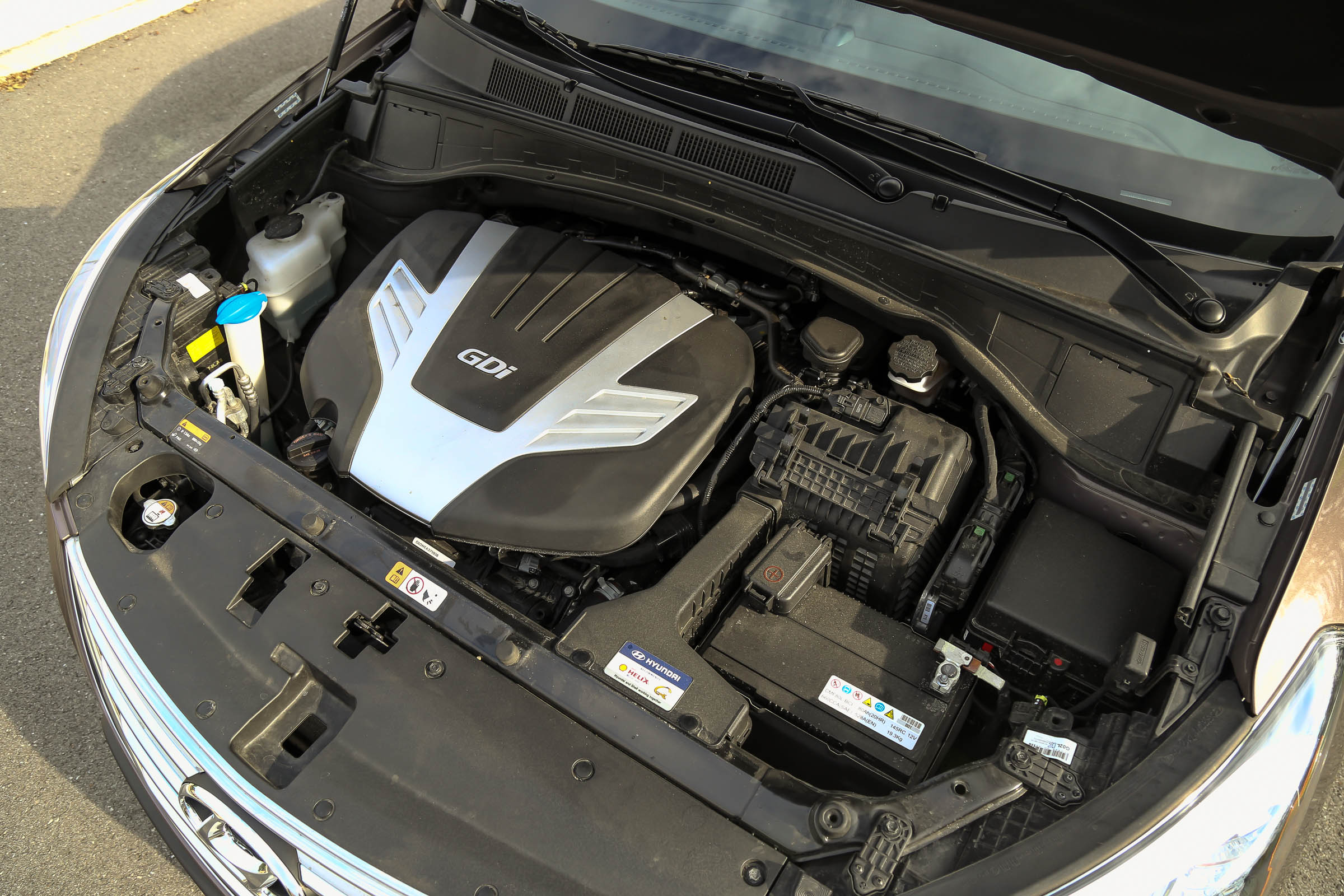 Santa Fe V6 3.3L
