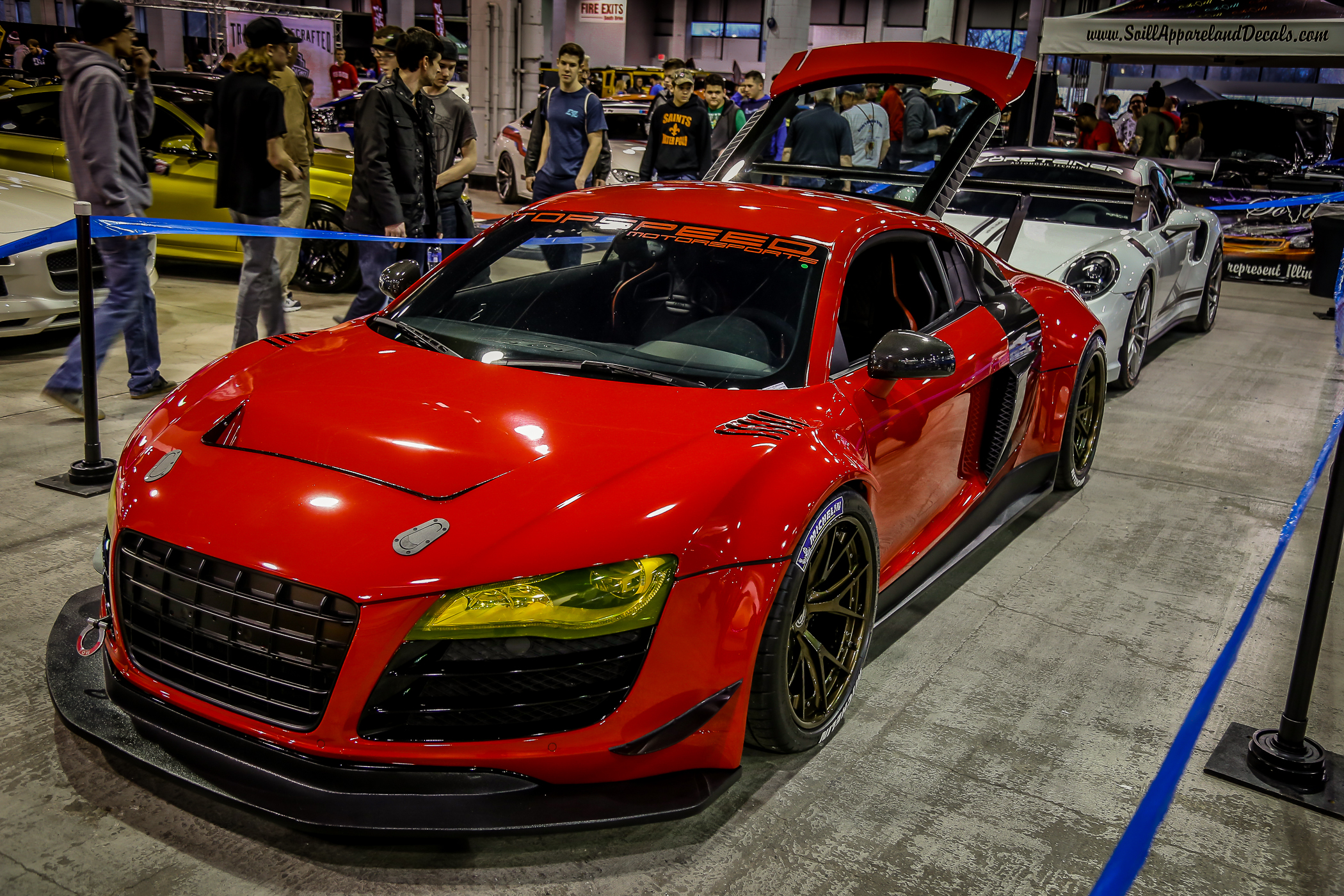 Click on image to see few more vehicles from Tuner Galleria.