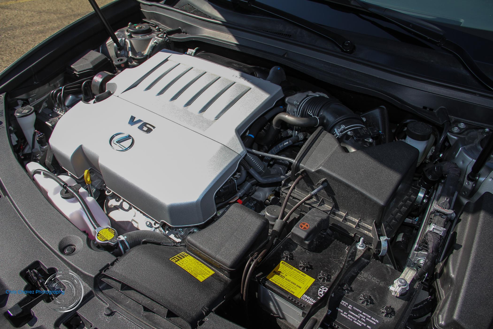 ES 350 3.5L V6