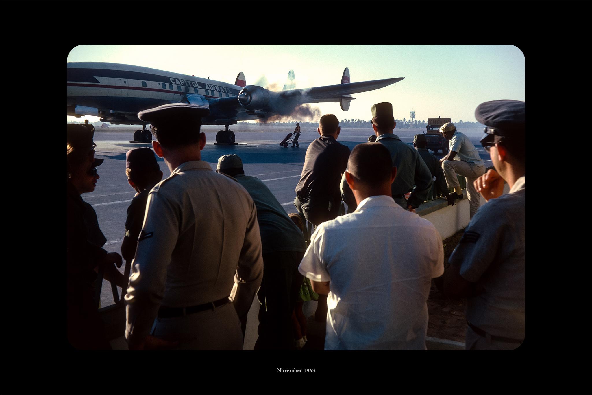Mitchell Sturm- 'November, 1963' Borrowed Shoebox, Pt. II, 2015. Photograph 2.jpg