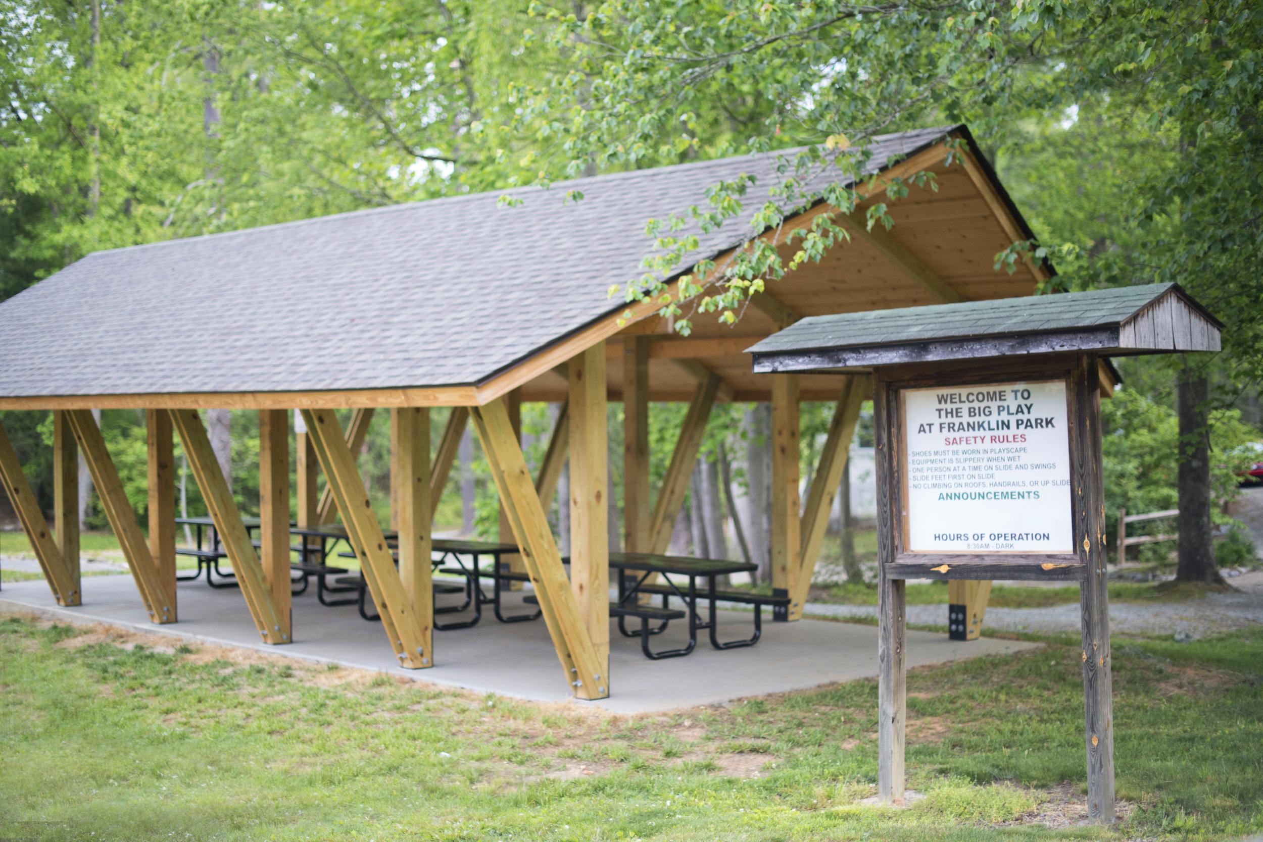Franklin Park Pavilion