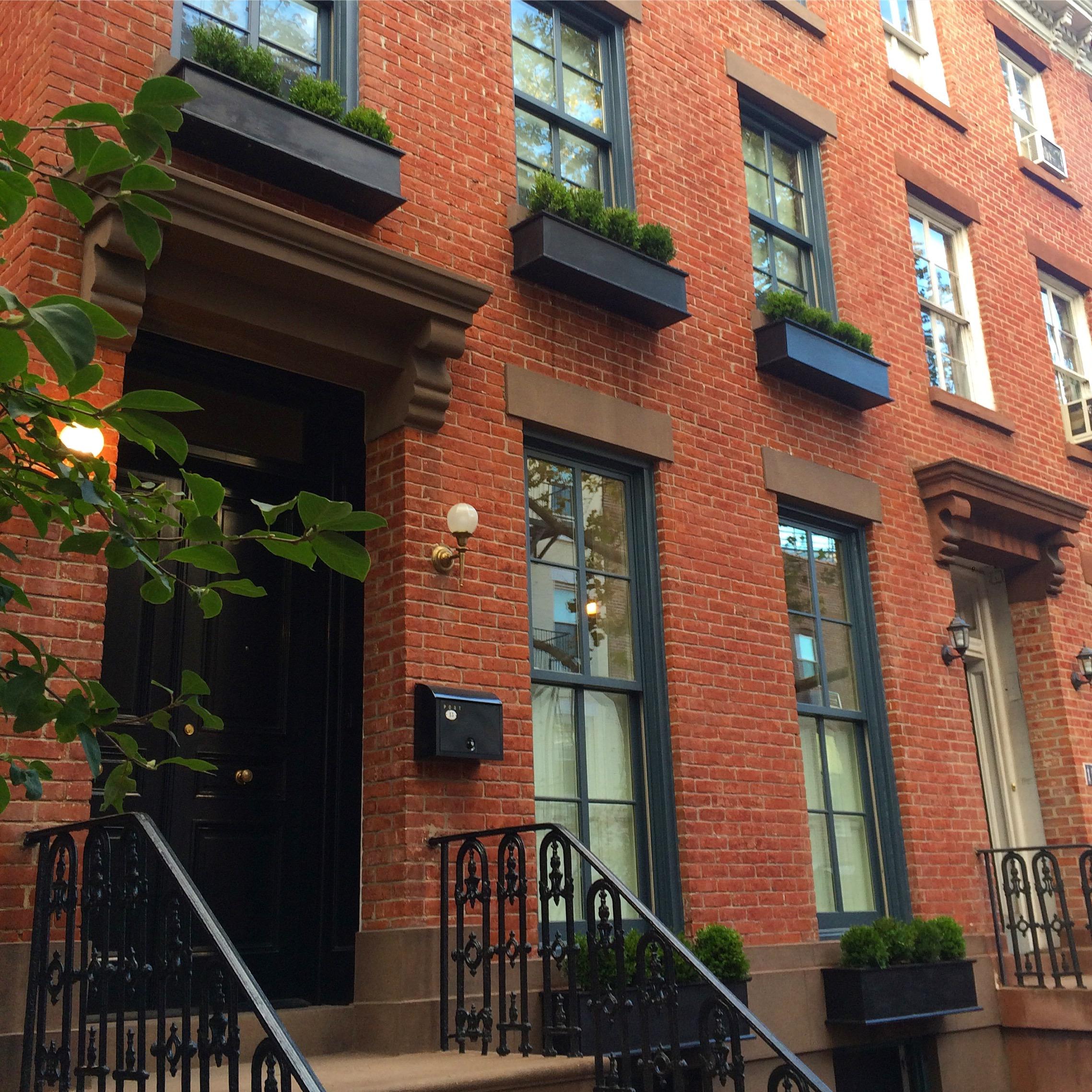 Brooklyn window boxes