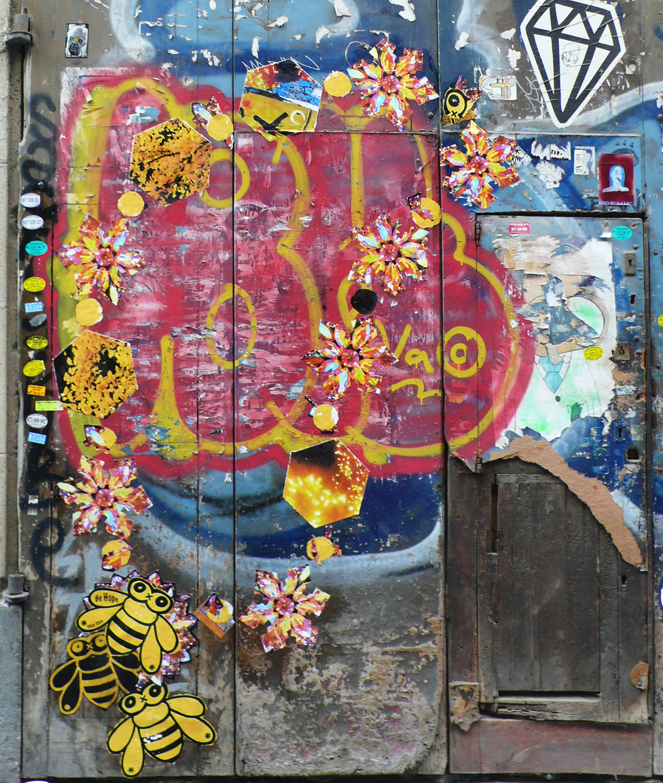 Abundance and Bees, Barcelona