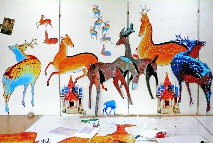 ShinShin-Street-Art-Deer-in-Studio.jpg