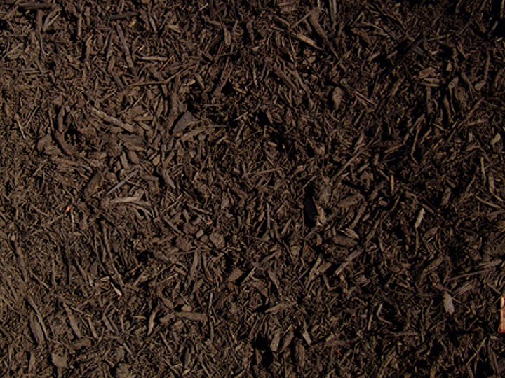 COCOA MULCH  $33 per yard Gives an earthy, more natural look to your landscaping.Shredded, double ground and organically dyed and processed. The colorants used are environmentally safe and nontoxic to children, pets and plants.