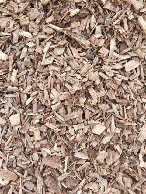 Playground Mulch, finished product ...