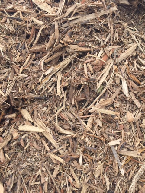 METRO MULCH  $10 per cubic yard Rough cut, single ground mulch, primarily used for soil erosion.