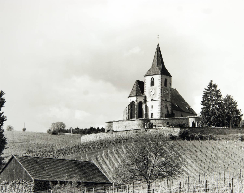 Église Saint Jacques le Majeur (Hunawihr, France)