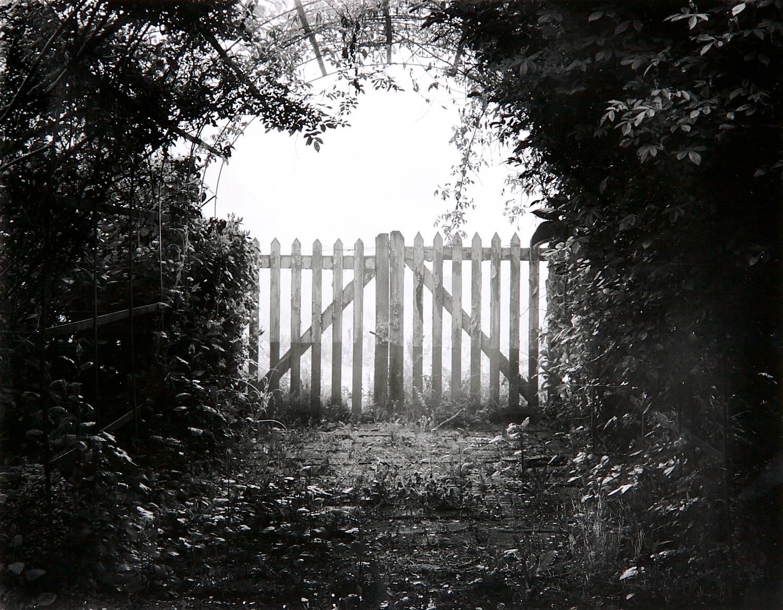 Gate (Château de Chambiers, France)