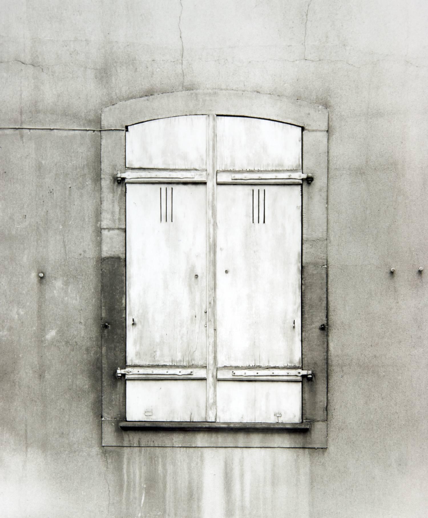 Shut Window (Colmar, France)