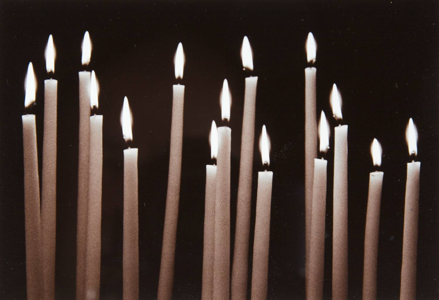 Candles (Roussillon, France)