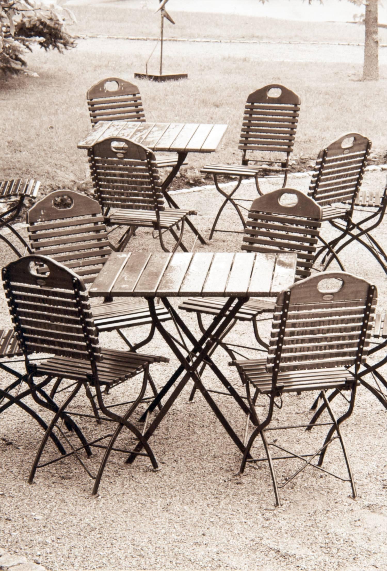 Chairs (Château de L'ile, France)