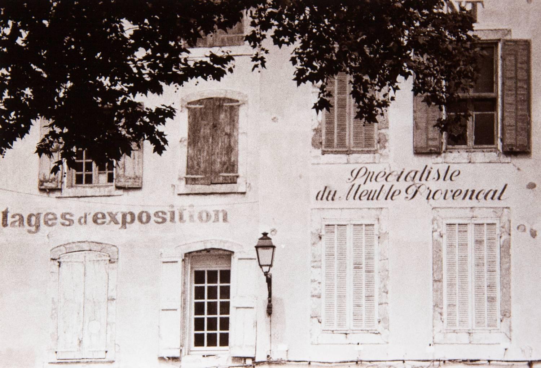 Shuttered Windows - View 2 (L'Isle sur la Sorgue, France)