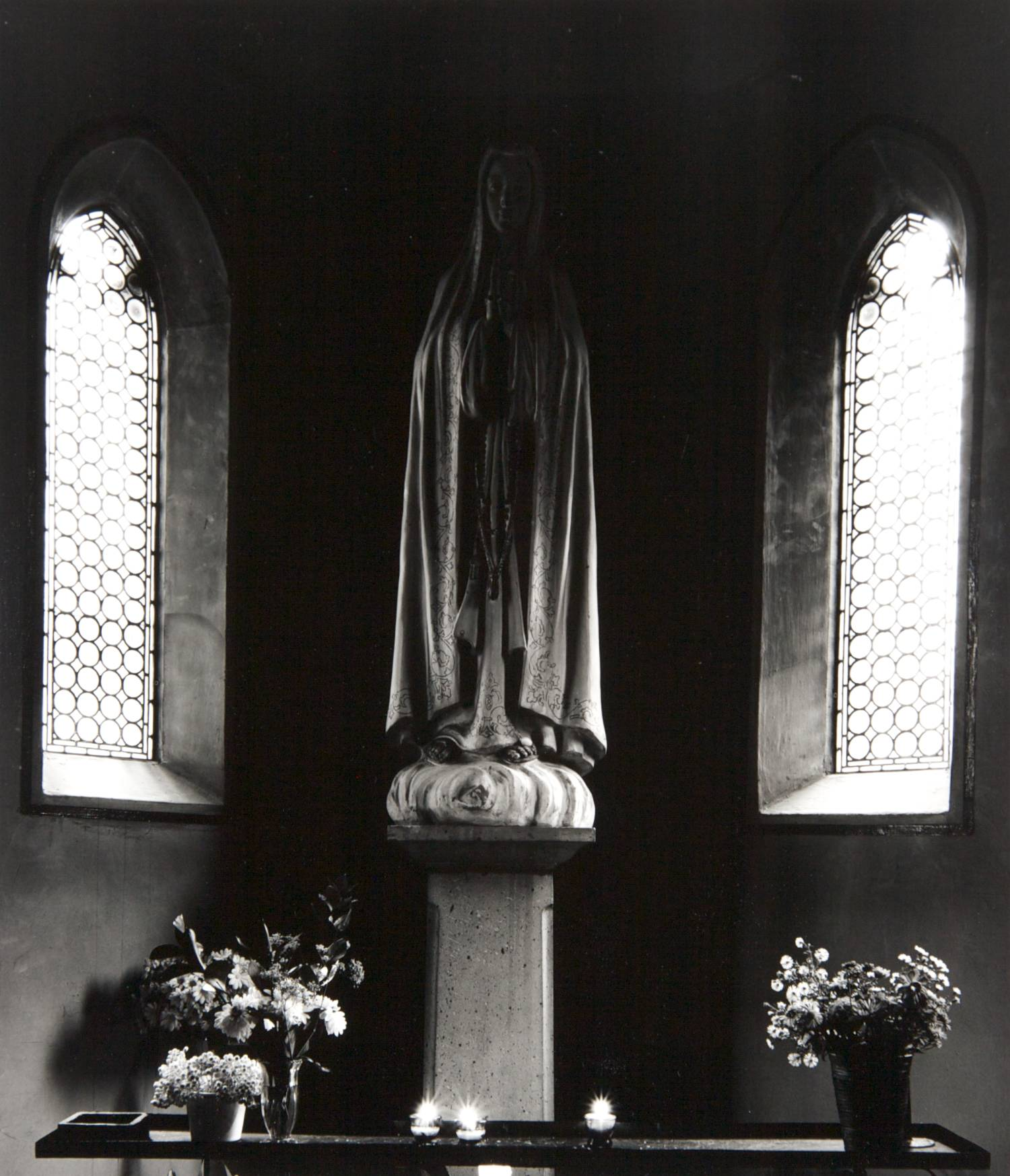 Mary in Oberwesel (Germany)