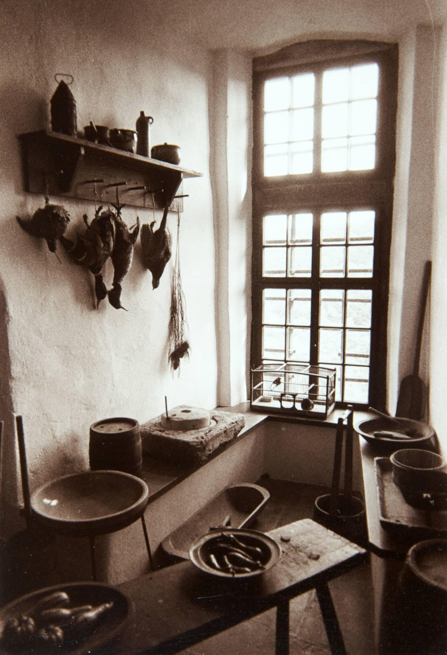 Kitchen (Marksburg Castle, Germany)