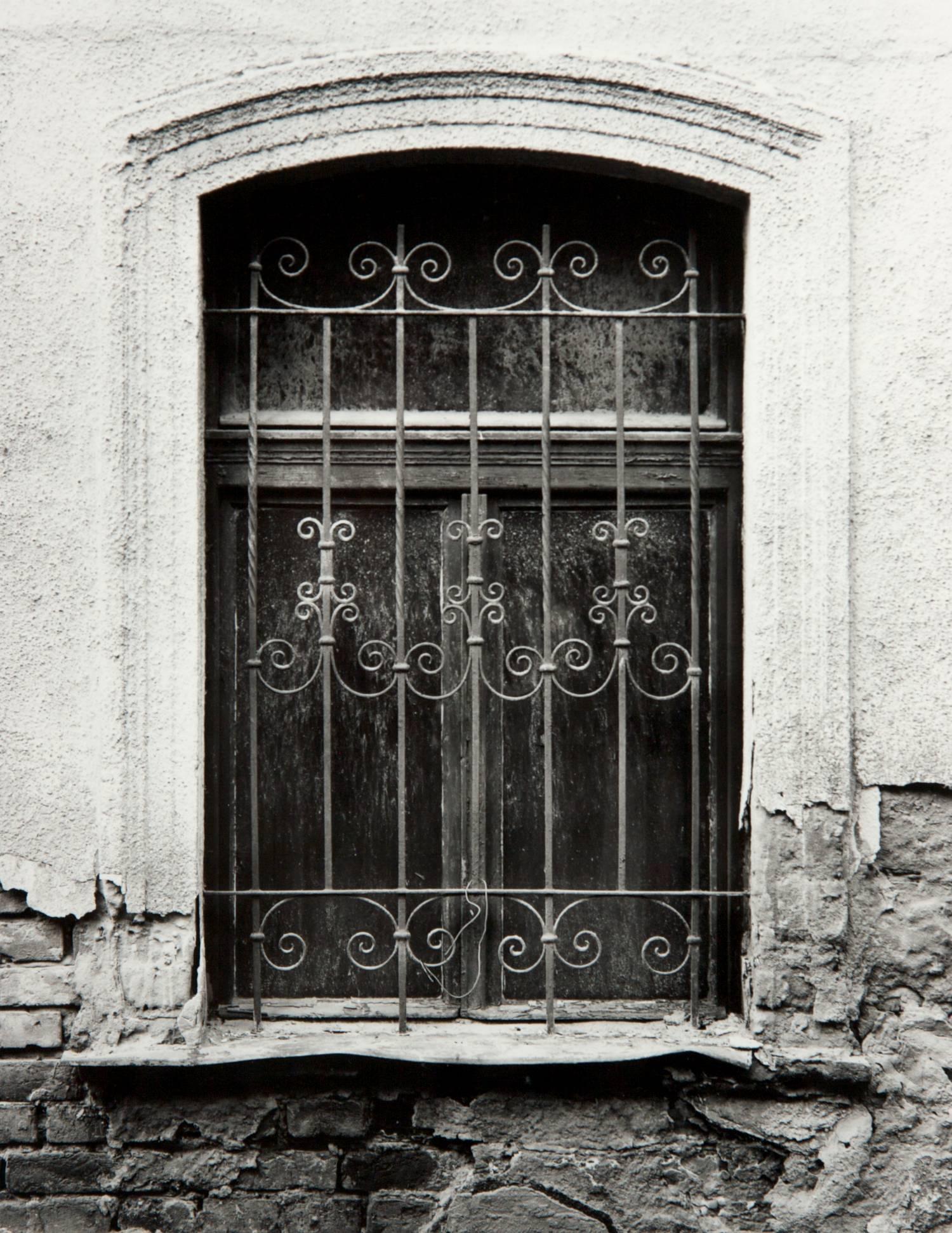 Abandoned Window (Zebegeny, Hungary)