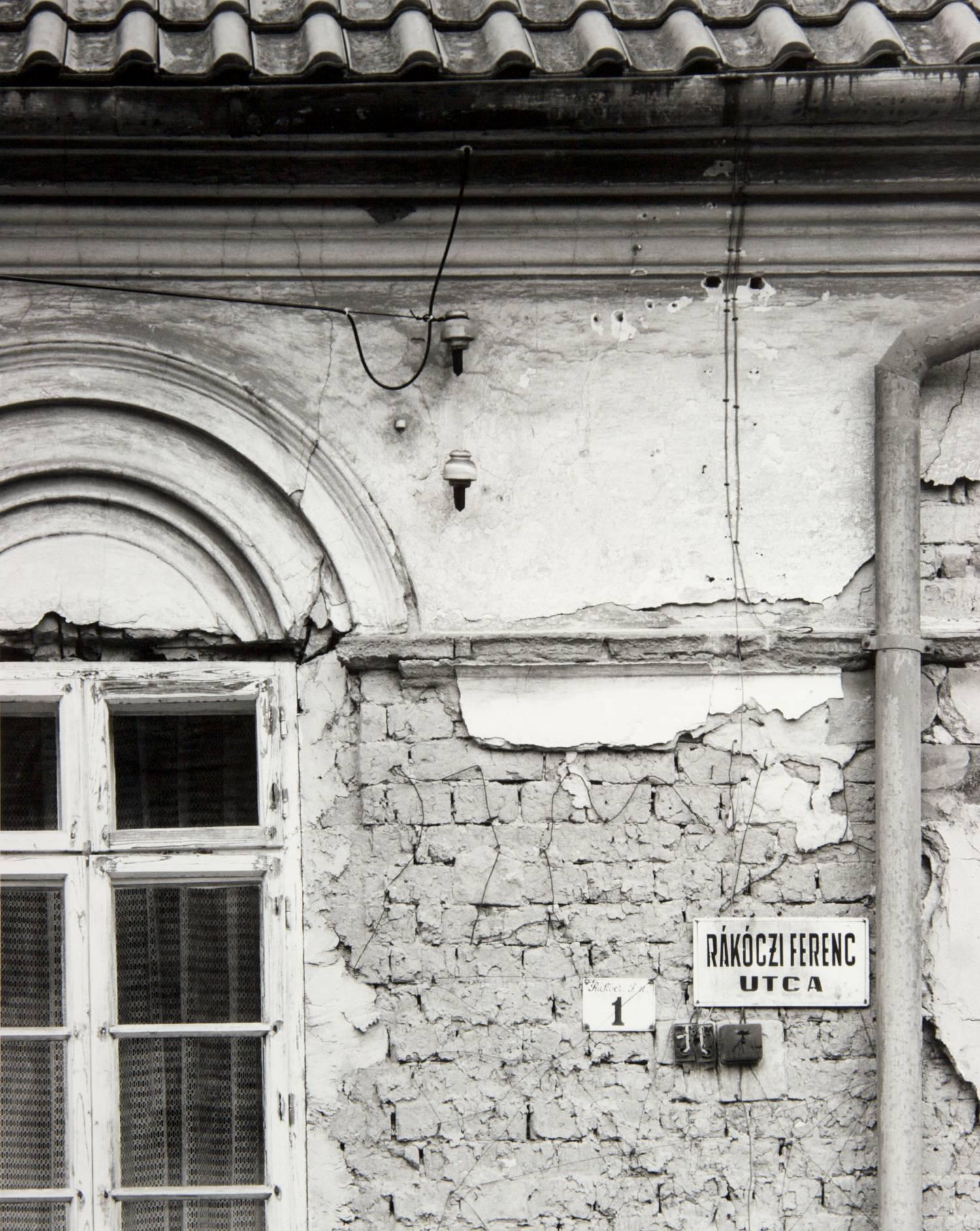 Building Side (Nagymaros, Hungary)